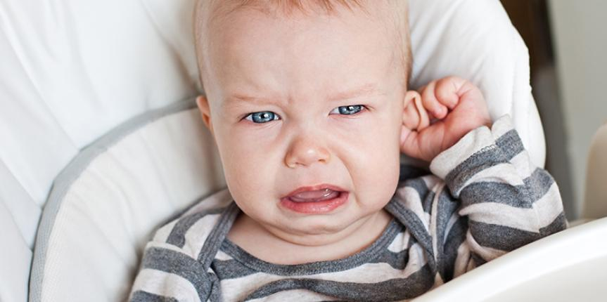 """Ear Infections and """"Glue Ear"""": Healthy Ears, Happy Child"""